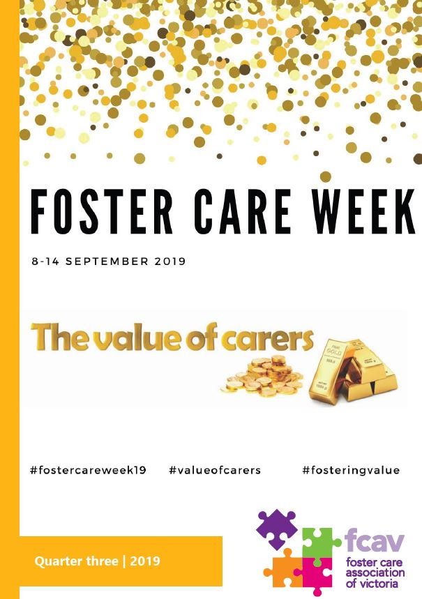 Newsletters | Foster Care Association of Victoria